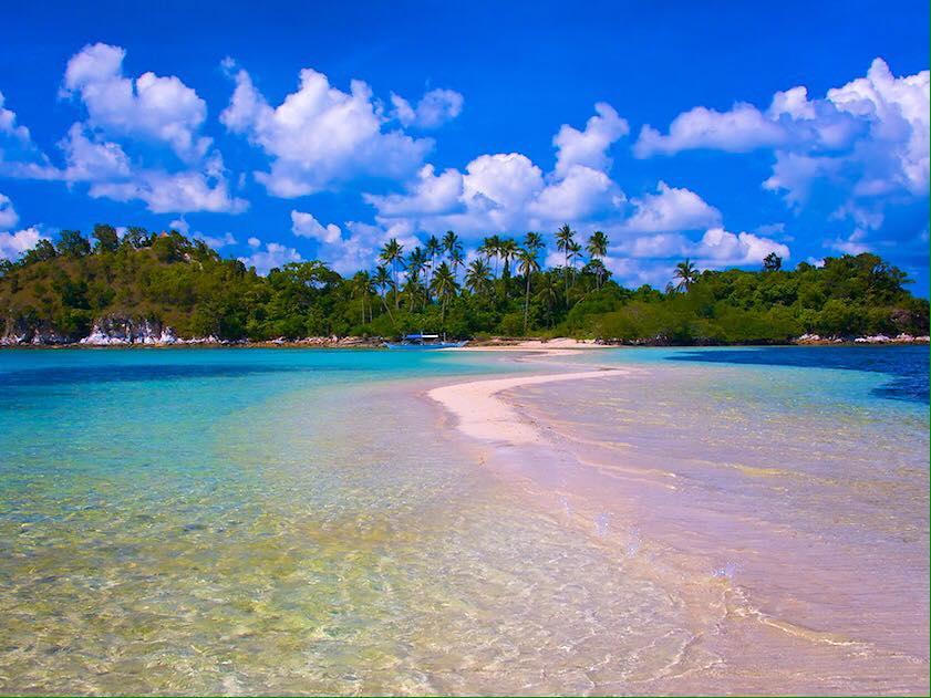 The Snake Island l Vigan Island
