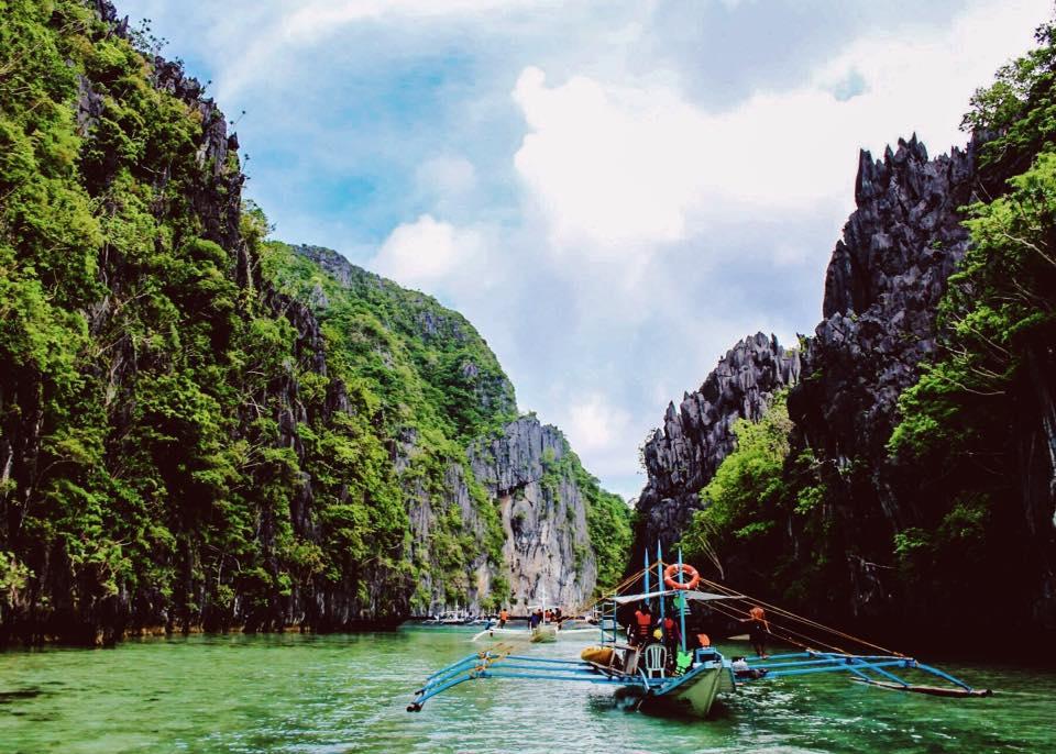 Big Lagoon l El Nido, Palawan