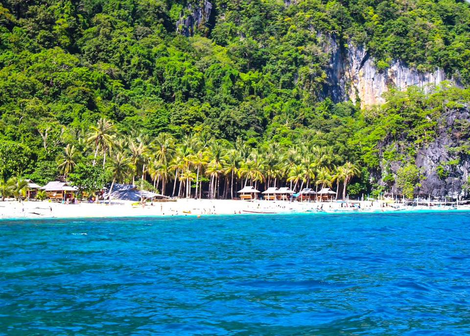 Seven Commandos Island l El Nido, Palawan