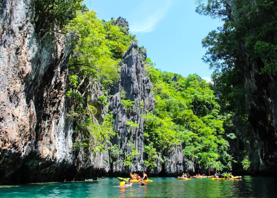 Small Lagoon l El Nido, Palawan