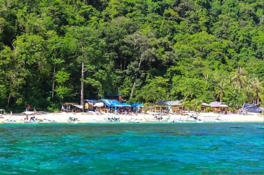 Seven Commandos Island, El Nido Palawan
