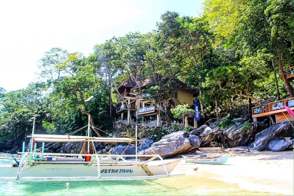 Hotel Vellago, Seven Commandos Island, El Nido Palawan
